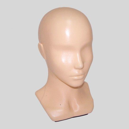 Манекен голова женская Г-201М