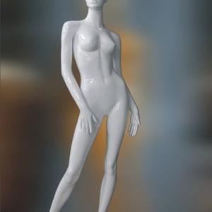 Манекен женский глянцевый (white) WA-72
