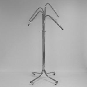 Вешало для одежды напольное рожковое регулируемое D3-064-C