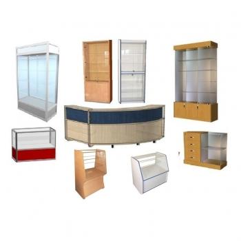 Мебель для торговых залов магазинов
