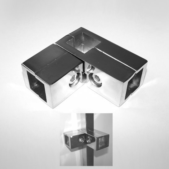 Крепеж L-образный с 2-мя направлениями 953M-Z-066