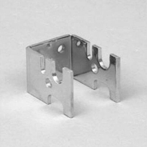 Крепление для настенной решетки 30х30х30 мм хром MS2-19K