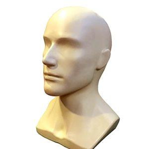 Манекен голова мужская Г-402