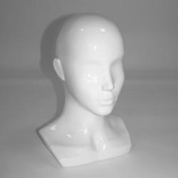 Манекен голова женская Г-401