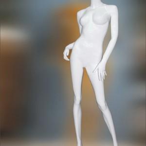 Манекен женский глянцевый WA-44
