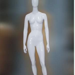 Манекен женский (white