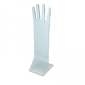Подставка из оргстекла (для мужской перчатки)