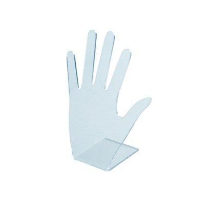 Подставка из оргстекла (рука женская)