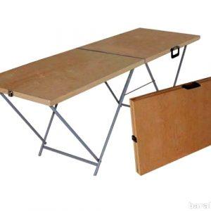 чемодан стол 102