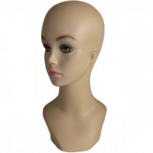 Манекен голова женская GJTF-01,ЦЕНА 2500Р