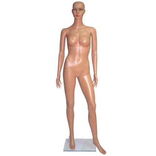 Манекен женский ростовой 905