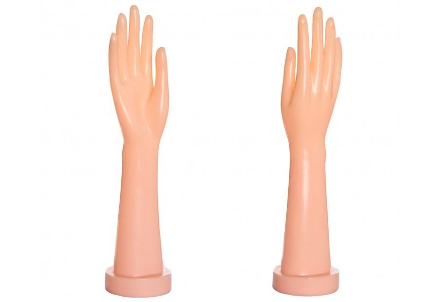 рука под перчатку