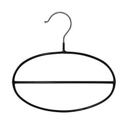 Вешалка для шарфов и палантинов прорезиненная АМ-27