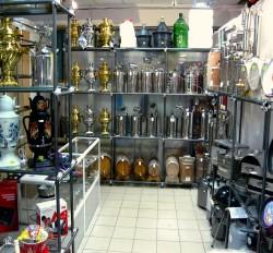 Торговое оборудование для магазина посуды