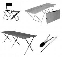 Столы|съемники|цепи|стулья