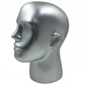 Манекен голова мужская GJTM-3(A3)