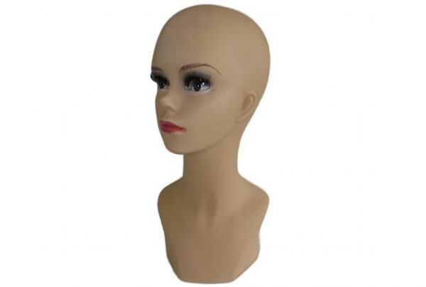 Манекен голова женская HG-33
