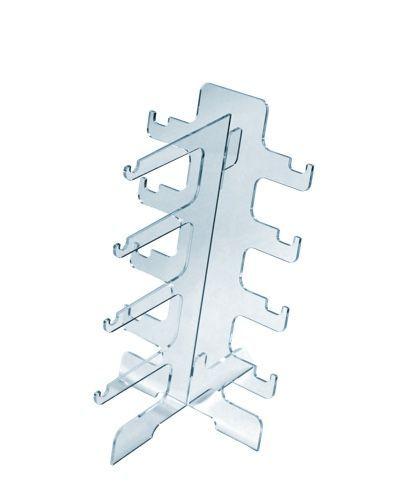 Стойка из оргстекла для демонстрации очков наклонная OL-305N/4.